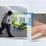 Hot Water High Pressure Cleaning - Tile Tech Solutions
