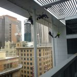 pressure-cleaning-via-abseiling-Sydney